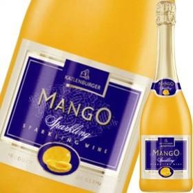 【送料無料】ドクターディムース マンゴー スパークリングワイン750ml×6本入【to】