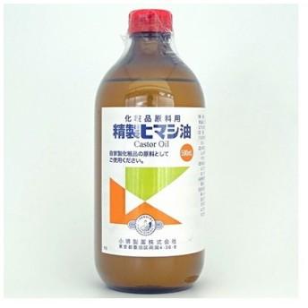 精製ヒマシ油 500mL / 小堺製薬