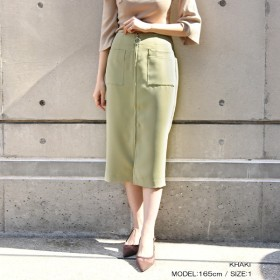 [マルイ]【セール】◆19春夏新作◆センタースリットタイトスカート/ランダ(RANDA)
