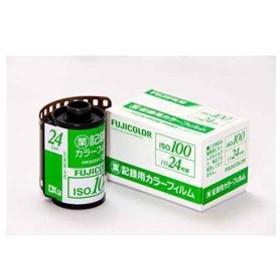 24EX FUJIFILM フジフイルム 10P] 業務用フィルム 100 GYO ISO ISO100 24枚[135