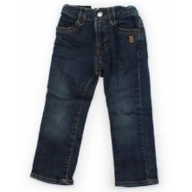 08ea2cb84a8cd  ミキハウス mikiHOUSE ジーンズ 100サイズ 男の子 USED子供服・ベビー服