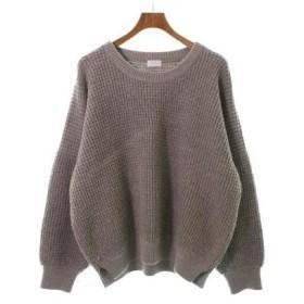 URU / ウル ニット・セーター メンズ
