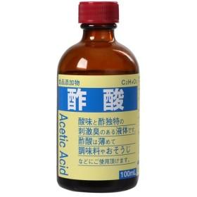 酢酸 100mL / 大洋製薬