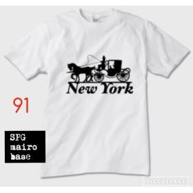 91 お洒落 オリジナルTシャツ