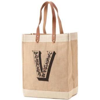 【アポリス(APOLIS)】 ◆◆APOLIS + VERVE COFFE デタッチャブルハンドル マーケットバッグ ベージュ