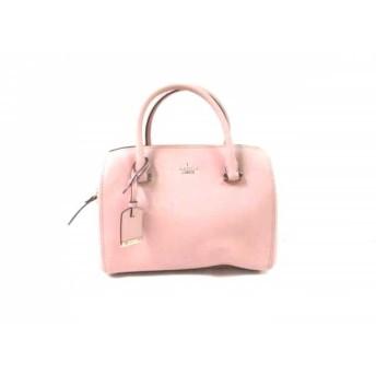 【中古】 ケイトスペード ハンドバッグ 美品 キャメロンストリート ラージ レーン PXRU7511 レザー