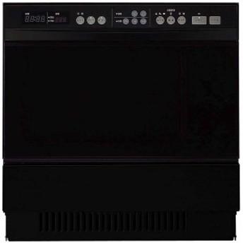 NORITZ NDR514E-LP ブラック コンビネーションレンジ【スタンダード】 [ビルトインガスオーブンレンジ(プロパンガス用/48L)]