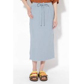 【ROSEBUD:スカート】カットソーロングスカート
