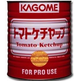 【期間限定ポイント10倍】【送料無料】カゴメ カゴメトマトケチャップ標準3300g(1号缶)×1ケース(全6本)