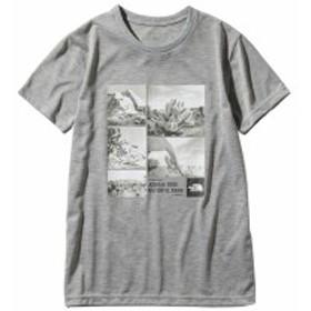 ノースフェイス:【レディース】ショートスリーブフォトロゴティー【THE NORTH FACE S/S Photo Logo Tee カジュアル 半袖 Tシャツ】