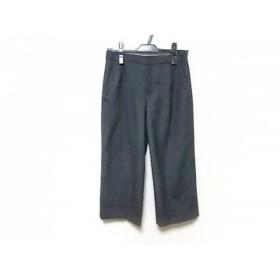 【中古】 ニジュウサンク 23区 パンツ サイズ32 XS レディース グレー