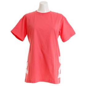 【Super Sports XEBIO & mall店:トップス】ID 半袖 サイドCAPリニア グラフィック Tシャツ FTK29-DV0751