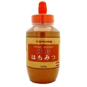ミツバチ印 純粋はちみつ 1000g / 日本養蜂