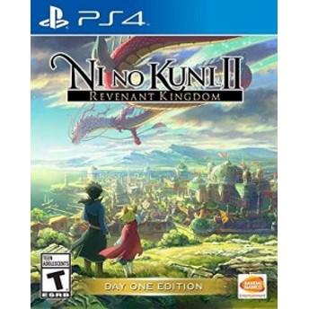新品 Ni No Kuni II: Revenant Kingdom (輸入版:北米) - PS4 在庫限り
