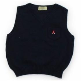 b3aad9c6dd8d7 ミキハウス mikiHOUSE ベスト 110サイズ 男の子 USED子供服・ベビー服 ...