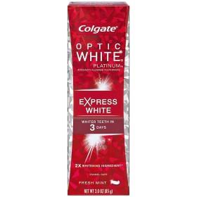 コルゲート 歯みがき粉 オプティック ホワイト 3Days エクスプレス ホワイト