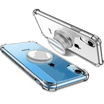 iPhone 持ちやすい XRケース 磁気 軽量 XRケース ...(iPhone リングを代わり 持ちやす スタンド