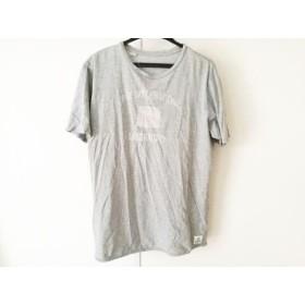 【中古】 ビズビム VISVIM 半袖Tシャツ サイズL メンズ グレー 綿