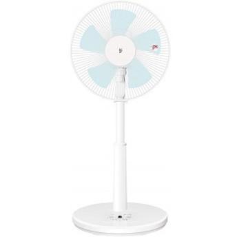 山善 YLR-AG303-W ホワイト [リビング扇風機(5枚羽根・リモコン付)]