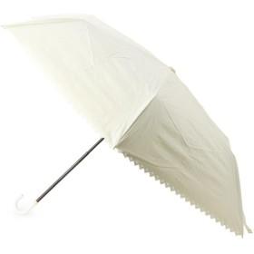 ITS' DEMO(イッツデモ) ピンストライプ ヒートカットミニ傘