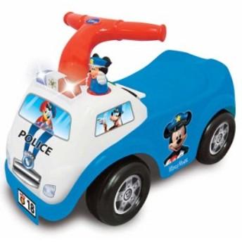 ディズニー ミッキーマウス ライドオン 乗用玩具 車 サウンド&ライト