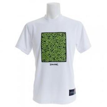 スポルディング(SPALDING) 【ゼビオ限定】 半袖Tシャツ SD SMT193010wt(Men's)