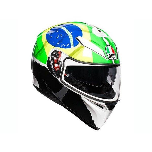 エージーブイ フルフェイスヘルメット K 3 SV 007 MORBIDELLI