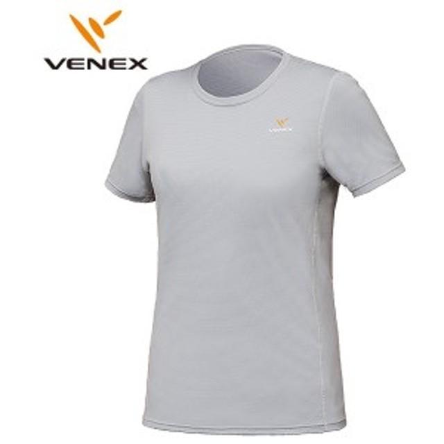 ed90f51bdbcb6 ベネクス(VENEX) 陸上ランニング 半袖Tシャツ(レディース) スタンダードドライショートスリーブ
