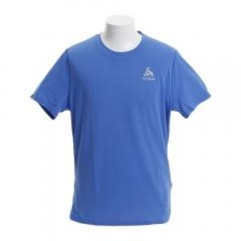 オドロ(ODLO) Crew neck Ceram 半袖シャツ 312612nebulas blue(Men's)