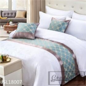 送料無料 ベッドスロー ベッドライナー フットライナー フットスロー ホテル用品