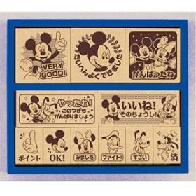 新品 ビバリー ディズニー スタンプ ミッキーマウス 木製ごほうびスタンプ SDH-072 在庫限り