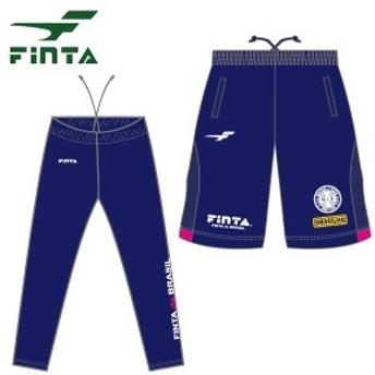 フィンタ(FINTA) B&Dオリジナル サッカー プラパン インナーセット プラクティスパンツ(ロングスパッツセット) (FTB7173-1100)2