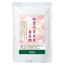 オーサワの梅醤発芽玄米番茶粥 200g  - オーサワジャパン
