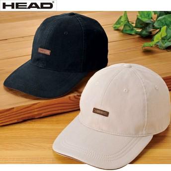 【メンズ】 HEAD折りたためるキャップ(色違い2個組) - セシール ■カラー:ブラック・ベージュ ■サイズ:62,58