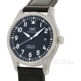 IWC パイロットウォッチ マークXVIII IW327001 腕時計 マーク18 黒文字盤