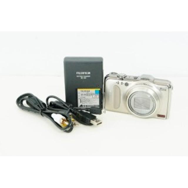 【中古】FUJIFILM富士フィルム コンパクトデジタルカメラ FinePixファインピクス 1600万画素 光学15倍 F600EXR