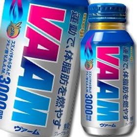 【送料無料】明治 VAAM ヴァーム200ml缶×1ケース(全30本)