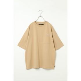 [マルイ] USAコットン刺繍BIGTシャツ/ヴァンスエクスチェンジ メンズ(VENCE EXCHANGE)