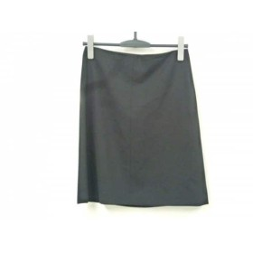 【中古】 セオリー theory スカート サイズ0 XS レディース ネイビー