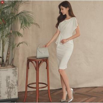 BIG SALE レディース ワンピース 新作 セクシー パーティーファッション OL 上品 ドレス