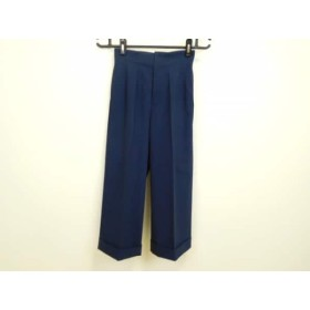 【中古】 ダーマコレクション DAMAcollection パンツ サイズ61 レディース ネイビー
