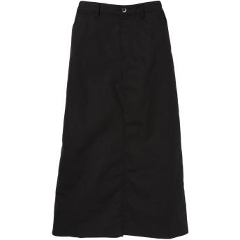 【オンワード】 koe(コエ) 綿ツイルマキシスカート Black F レディース 【送料無料】