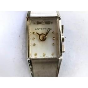 アンテプリマ ANTEPRIMA 腕時計 1N01-0PH0 レディース リボン アイボリー【中古】