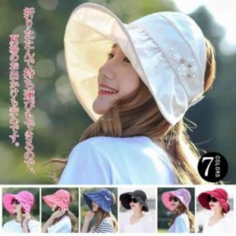 帽子 UVカット 紫外線対策用ハット 帽子 メンズ レディース 帽子 キャンプ・アウトドア・帽子 レディース