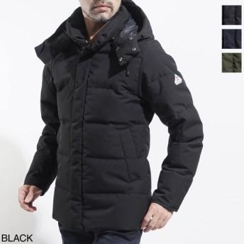 ピレネックス PYRENEX ダウンジャケット BELFORT ベルフォート メンズ belfort-hmk010p-black