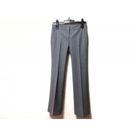 【中古】 セオリー theory パンツ サイズ00 XS レディース グレー