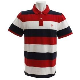 ティンバーランド(Timberland) ミラーズリバーワイドストライプポロシャツ A1XAKP95 (Men's)