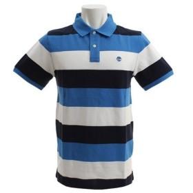 ティンバーランド(Timberland) ミラーズリバーワイドストライプポロシャツ A1XAKQ68 (Men's)