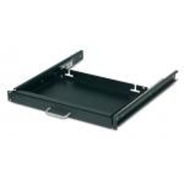 【新品/取寄品/代引不可】Keyboard Drawer 17inchキーボード用 Black(ラック搭載可否要確認) AR81