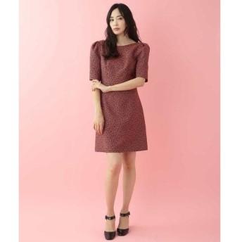 TARA JARMON / タラジャーモン グラフィックデザインドレス